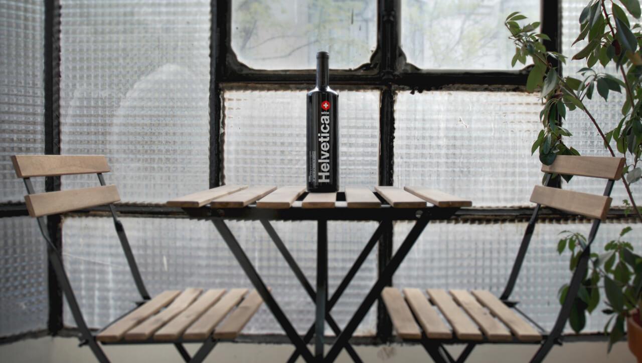 Helvetica ® Wein